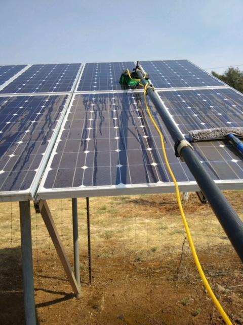 Window Washing Solar Panel Cleaning Granite Bay Folsom