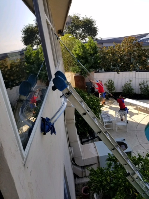 Astounding Window Washing Solar Panel Cleaning Granite Bay Folsom Gold Download Free Architecture Designs Photstoregrimeyleaguecom